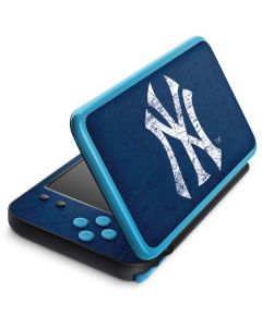 New York Yankees - Solid Distressed 2DS XL (2017) Skin