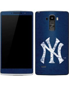 New York Yankees - Solid Distressed G Stylo Skin