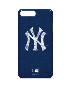 New York Yankees - Solid Distressed iPhone 7 Plus Lite Case