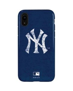 New York Yankees - Solid Distressed iPhone XR Pro Case