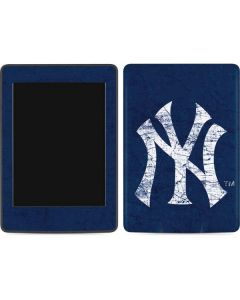 New York Yankees - Solid Distressed Amazon Kindle Skin