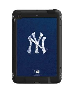 New York Yankees - Solid Distressed LifeProof Fre iPad Mini 3/2/1 Skin