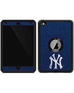 New York Yankees - Solid Distressed Otterbox Defender iPad Skin