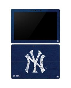 New York Yankees - Solid Distressed Surface Go Skin