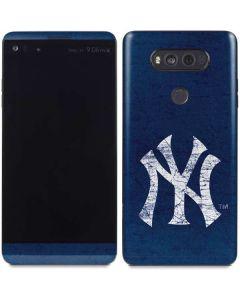 New York Yankees - Solid Distressed V20 Skin