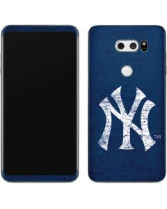 New York Yankees - Solid Distressed V30 Skin