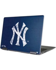 New York Yankees - Solid Distressed Yoga 710 14in Skin
