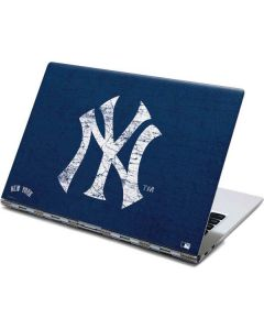 New York Yankees - Solid Distressed Yoga 910 2-in-1 14in Touch-Screen Skin