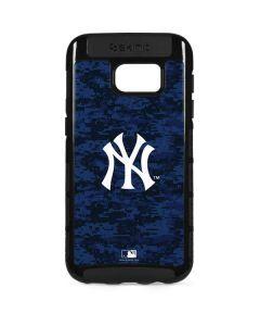 New York Yankees Digi Camo Galaxy S7 Edge Cargo Case