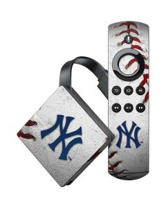 New York Yankees Game Ball Amazon Fire TV Skin