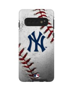 New York Yankees Game Ball Galaxy S10 Pro Case
