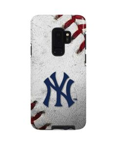 New York Yankees Game Ball Galaxy S9 Plus Pro Case