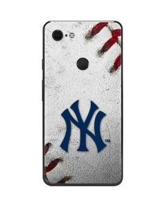 New York Yankees Game Ball Google Pixel 3 XL Skin