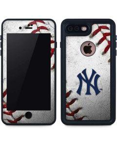 New York Yankees Game Ball iPhone 8 Plus Waterproof Case