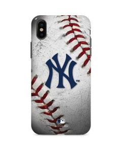 New York Yankees Game Ball iPhone X Pro Case