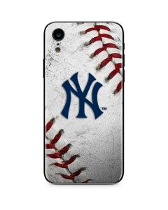 New York Yankees Game Ball iPhone XR Skin