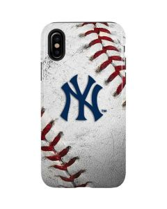 New York Yankees Game Ball iPhone XS Max Pro Case
