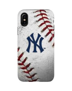 New York Yankees Game Ball iPhone XS Pro Case