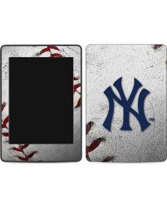 New York Yankees Game Ball Amazon Kindle Skin