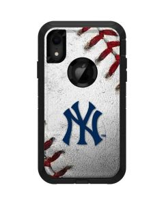 New York Yankees Game Ball Otterbox Defender iPhone Skin
