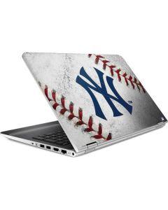 New York Yankees Game Ball HP Pavilion Skin