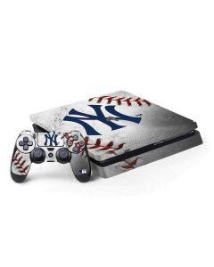 New York Yankees Game Ball PS4 Slim Bundle Skin