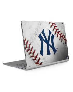 New York Yankees Game Ball Surface Book 2 13.5in Skin