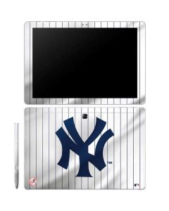 New York Yankees Home Jersey Galaxy Book 10.6in Skin