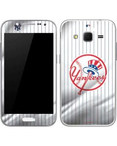 New York Yankees Home Jersey Galaxy Core Prime Skin