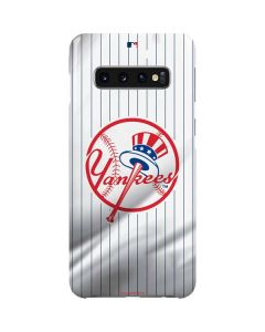 New York Yankees Home Jersey Galaxy S10 Plus Lite Case