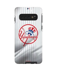 New York Yankees Home Jersey Galaxy S10 Pro Case