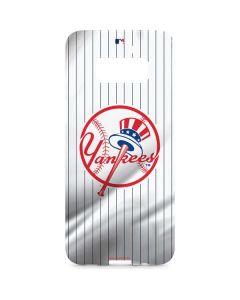 New York Yankees Home Jersey Galaxy S8 Plus Lite Case