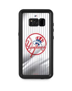 New York Yankees Home Jersey Galaxy S8 Plus Waterproof Case