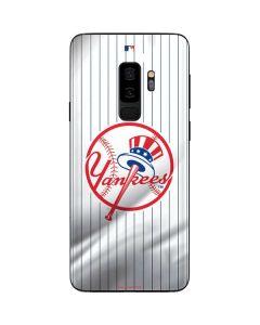 New York Yankees Home Jersey Galaxy S9 Plus Skin
