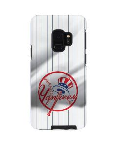 New York Yankees Home Jersey Galaxy S9 Pro Case