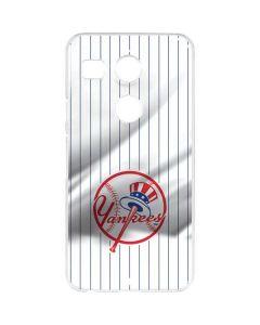 New York Yankees Home Jersey Google Nexus 5X Clear Case