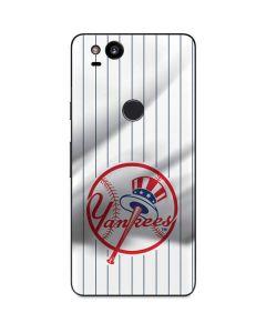 New York Yankees Home Jersey Google Pixel 2 Skin