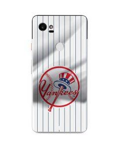 New York Yankees Home Jersey Google Pixel 2 XL Skin