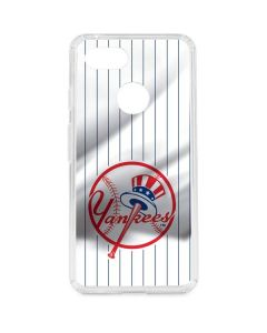 New York Yankees Home Jersey Google Pixel 3 Clear Case