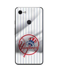 New York Yankees Home Jersey Google Pixel 3 XL Skin