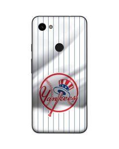 New York Yankees Home Jersey Google Pixel 3a Skin
