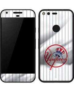 New York Yankees Home Jersey Google Pixel XL Skin