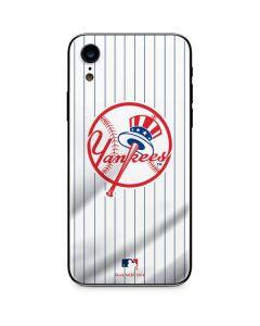 New York Yankees Home Jersey iPhone XR Skin