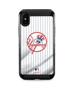 New York Yankees Home Jersey iPhone XS Cargo Case