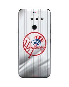 New York Yankees Home Jersey LG G8 ThinQ Skin