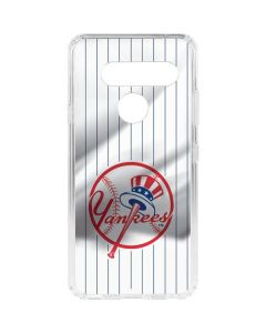 New York Yankees Home Jersey LG V40 ThinQ Clear Case