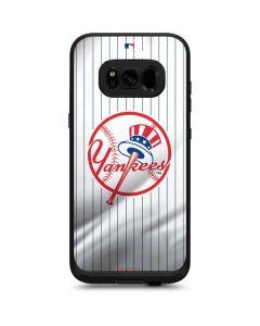 New York Yankees Home Jersey LifeProof Fre Galaxy Skin