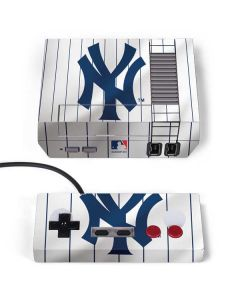 New York Yankees Home Jersey NES Classic Edition Skin