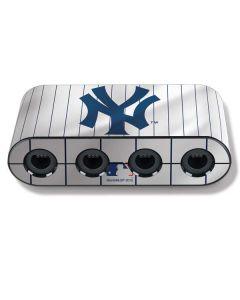 New York Yankees Home Jersey Nintendo GameCube Controller Adapter Skin
