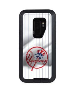 New York Yankees Home Jersey Otterbox Defender Galaxy Skin